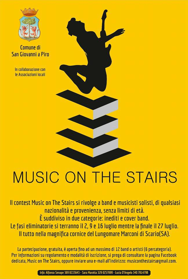 Scario - Music on The Stairs